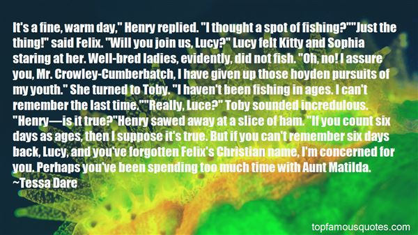 Quotes About Time Lucy