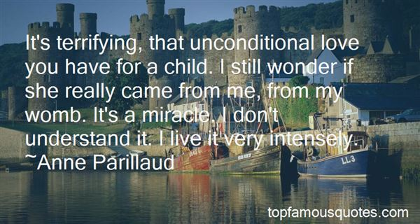 Quotes About Unconditional Love For A Child