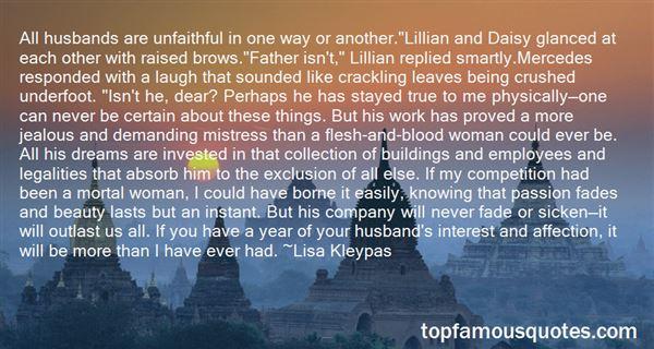 Quotes About Unfaithful Man