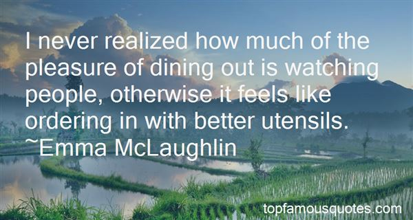 Quotes About Utensils