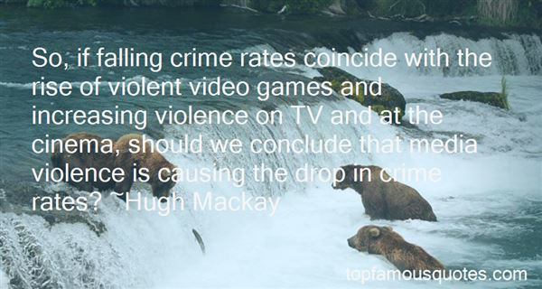 Quotes About Violent Media