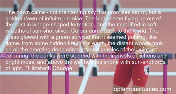 Quotes About Vivid Colour