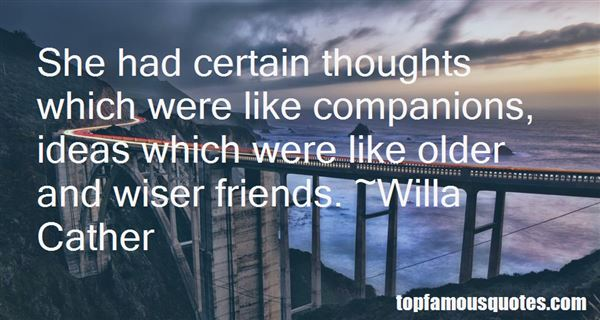 Quotes About Wise Friends
