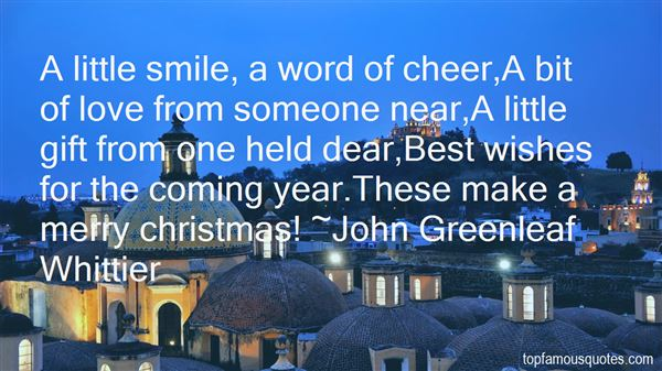 Quotes About Wishes For Christmas