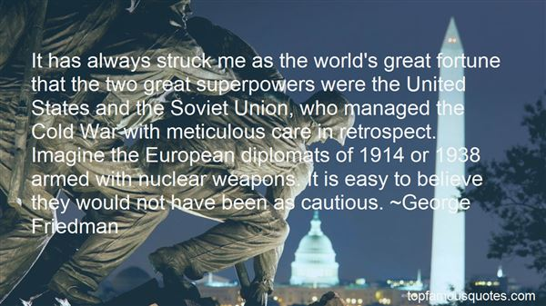Quotes About World War 1 Weapons