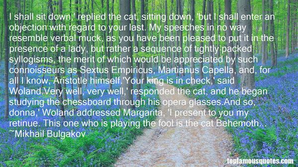 Quotes About Your Cat Dying