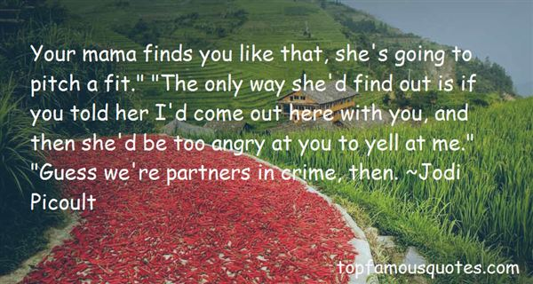 Quotes About Your Partner In Crime