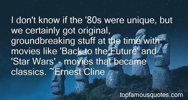 Quotes About 80s Movies