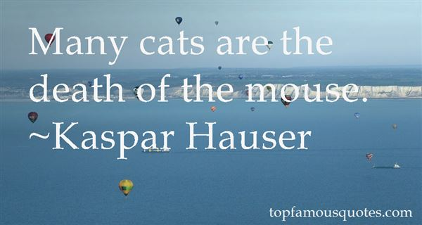 Quotes About A Cats Death