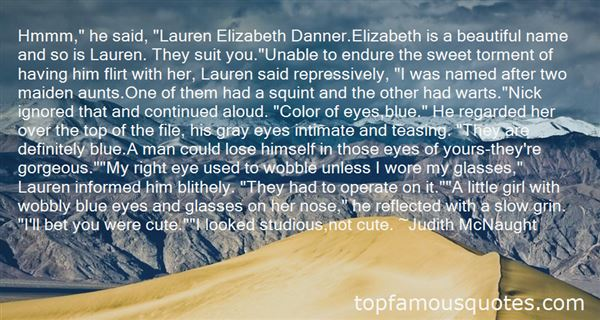Quotes About A Girl With Blue Eyes