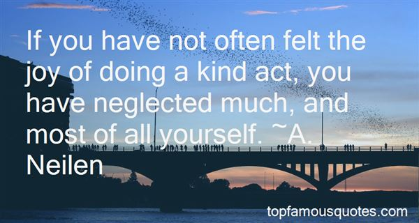 Quotes About A Kind Act