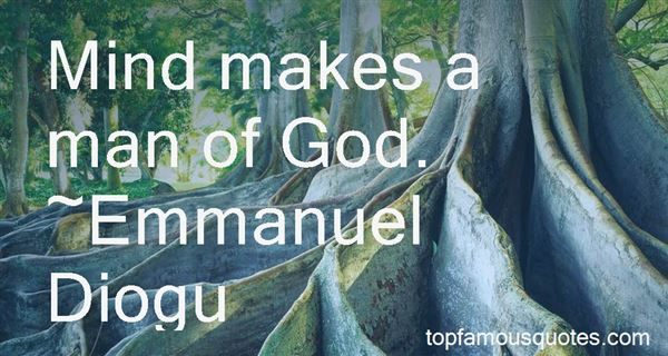 Quotes About A Man Of God