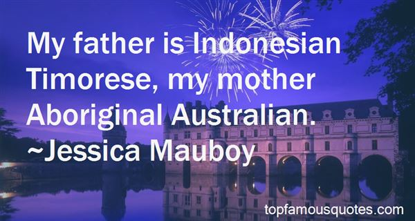 Quotes About Aboriginal Australia
