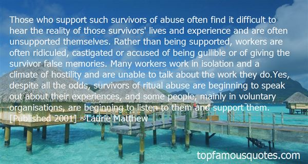 Quotes About Abuse At Work