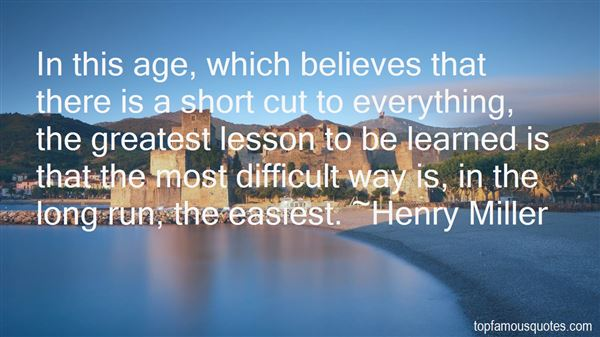 Quotes About Accomplishing Difficult Tasks