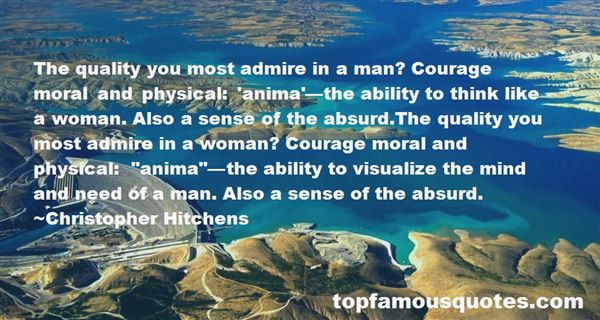 Quotes About Admire You