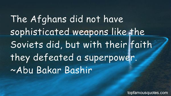 Quotes About Afghans