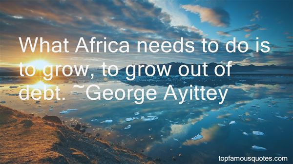 Quotes About Africa Missions