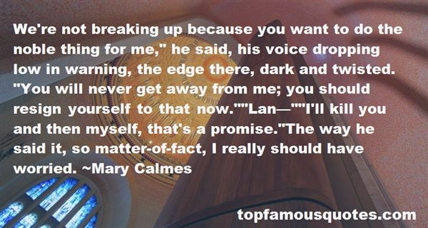 Quotes About Alienating Yourself
