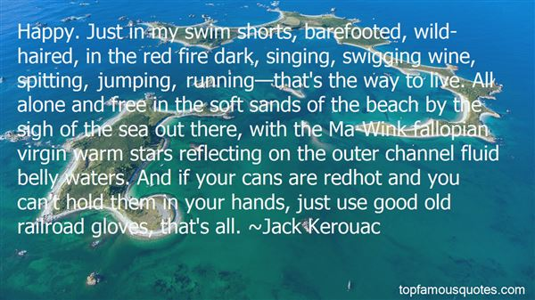 Quotes About Alone In Beach