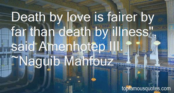 Quotes About Amenhotep Iii