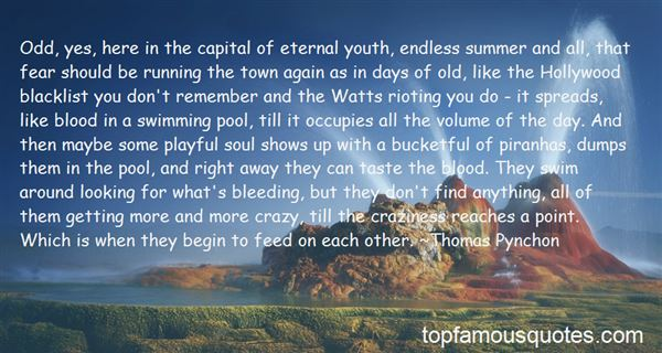 Quotes About An Endless Summer