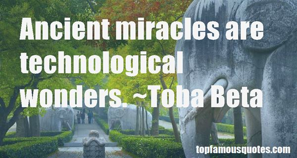 Quotes About Ancient Wonders