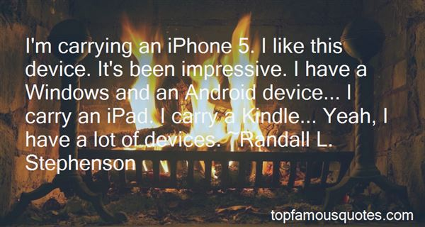 Quotes About Android Phones