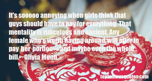 Quotes About Annoying Guys