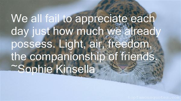Quotes About Appreciate Friends
