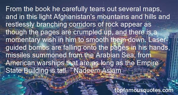 Quotes About Arabian Sea