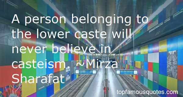 Quotes About Arain Caste