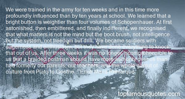 Quotes About Army Soldiers