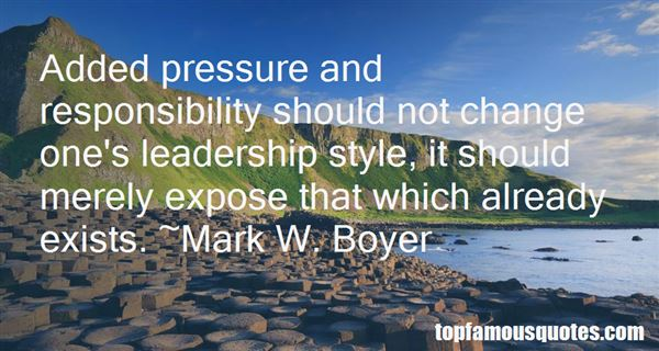 Quotes About Athletic Leadership