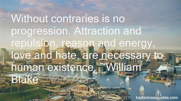 Quotes About Attraction And Repulsion