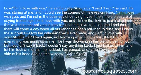 Quotes About Augustus