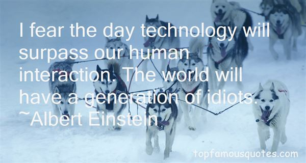 Quotes About Aviation Technology