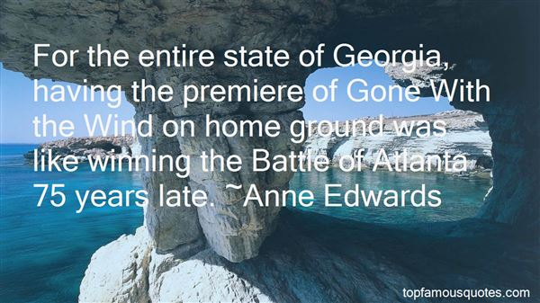 Quotes About Battle Of Atlanta