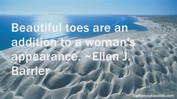 Quotes About Beautiful Toes