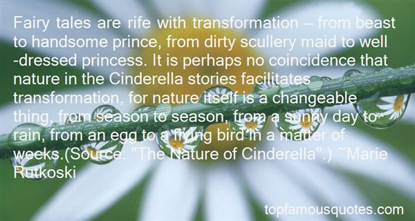 Quotes About Becoming One With Nature