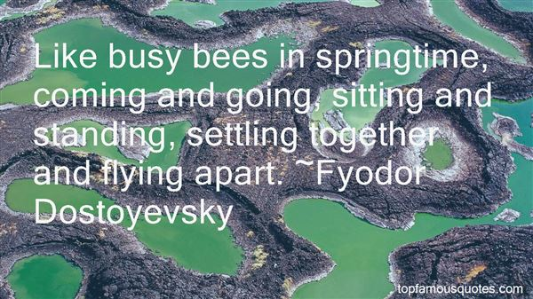 Quotes About Bees Flying