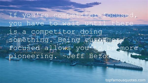 Quotes About Being A Competitor