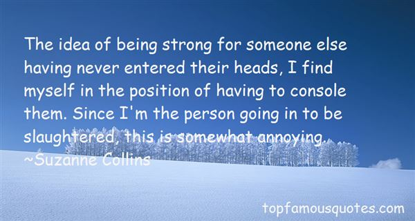 Quotes About Being A Strong Person