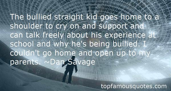 Quotes About Being Bullied At School