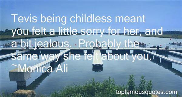 Quotes About Being Childless