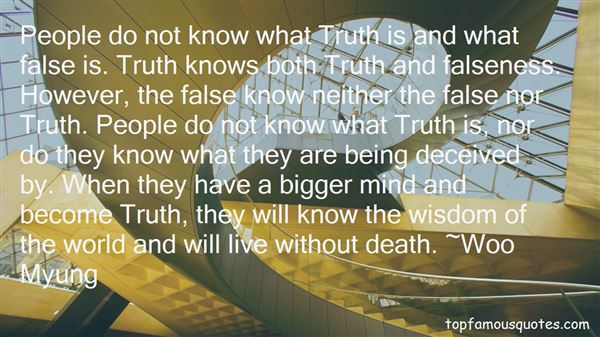 Quotes About Being Deceived