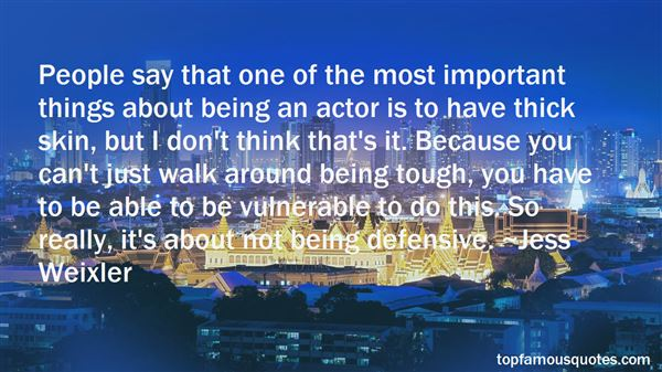 Quotes About Being Defensive