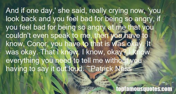 Quotes About Being Ok Without You