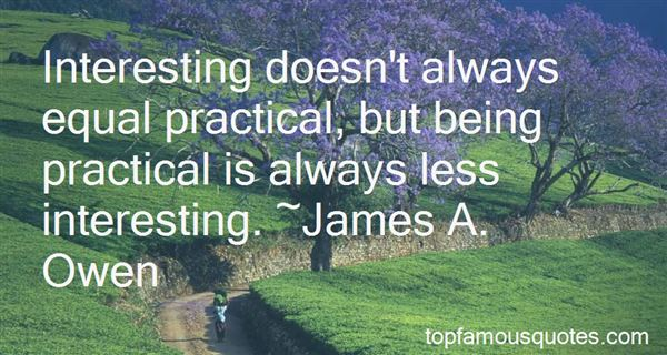 Quotes About Being Practical