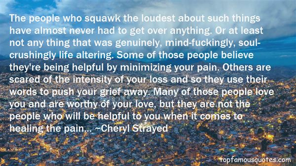 Quotes About Being Scared Of Love